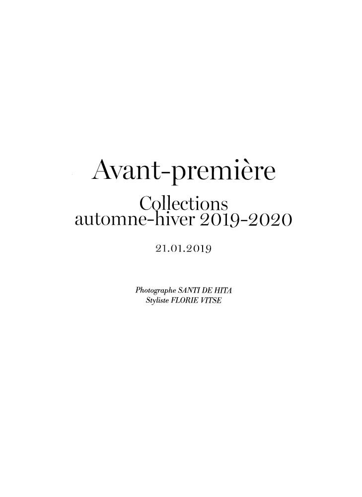 Audi for L'Officiel Hommes + March 2019