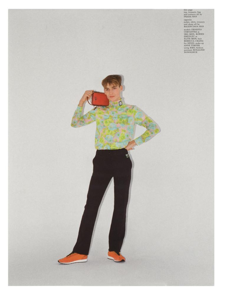 Rowan Smedley for Hero Magazine issue 21