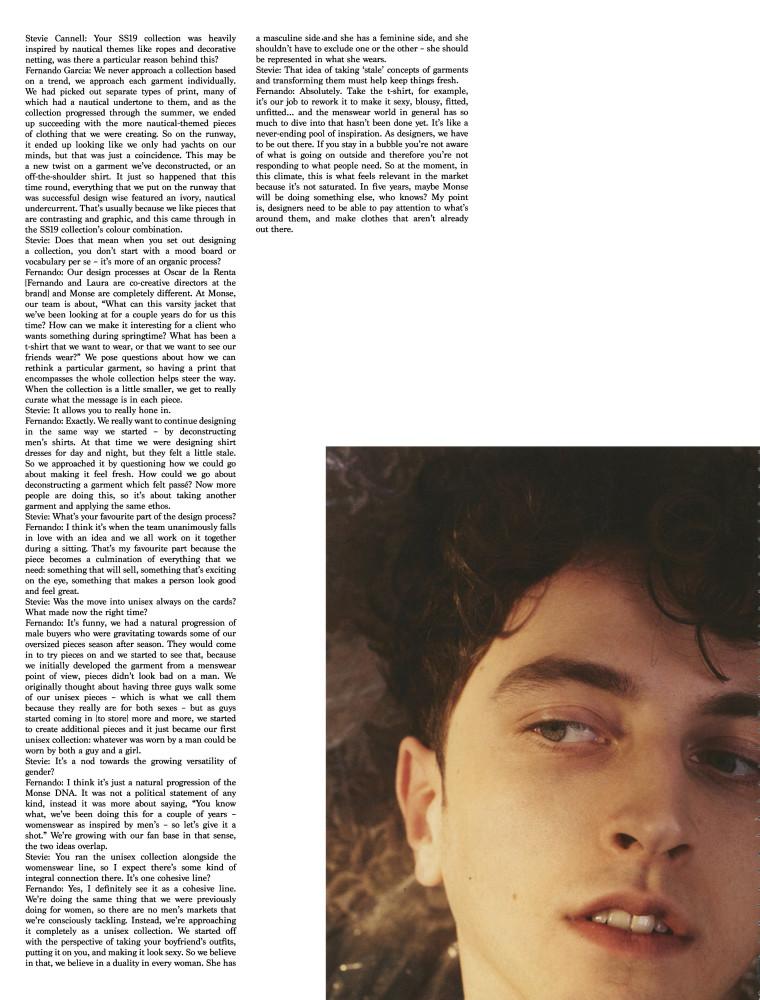 Niels Trispel for Hero Magazine issue 21