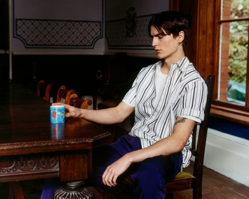 Jack Chambers for L'Officiel Hommes Italia SS19
