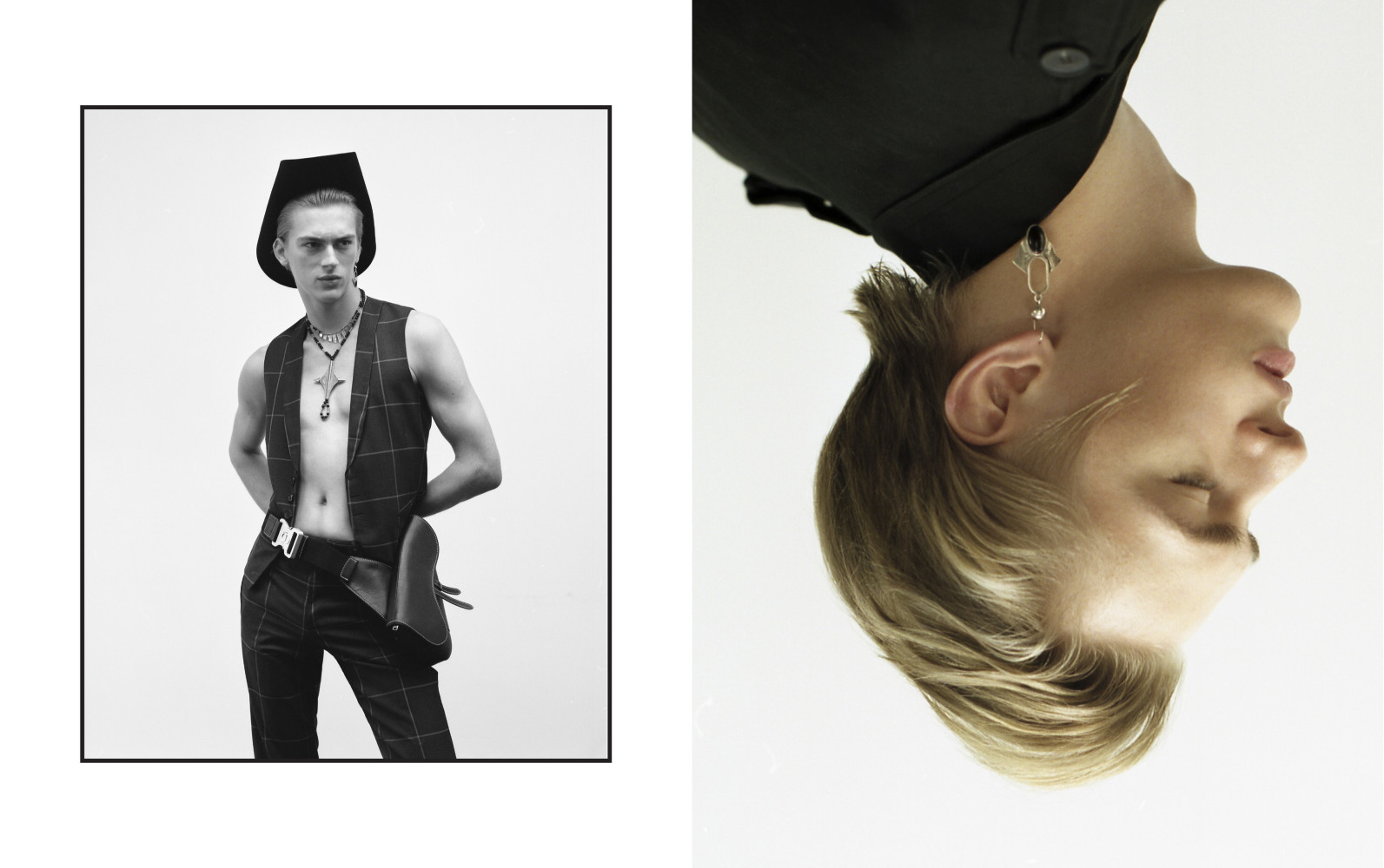 Dominik Sadoch for Interview Germany