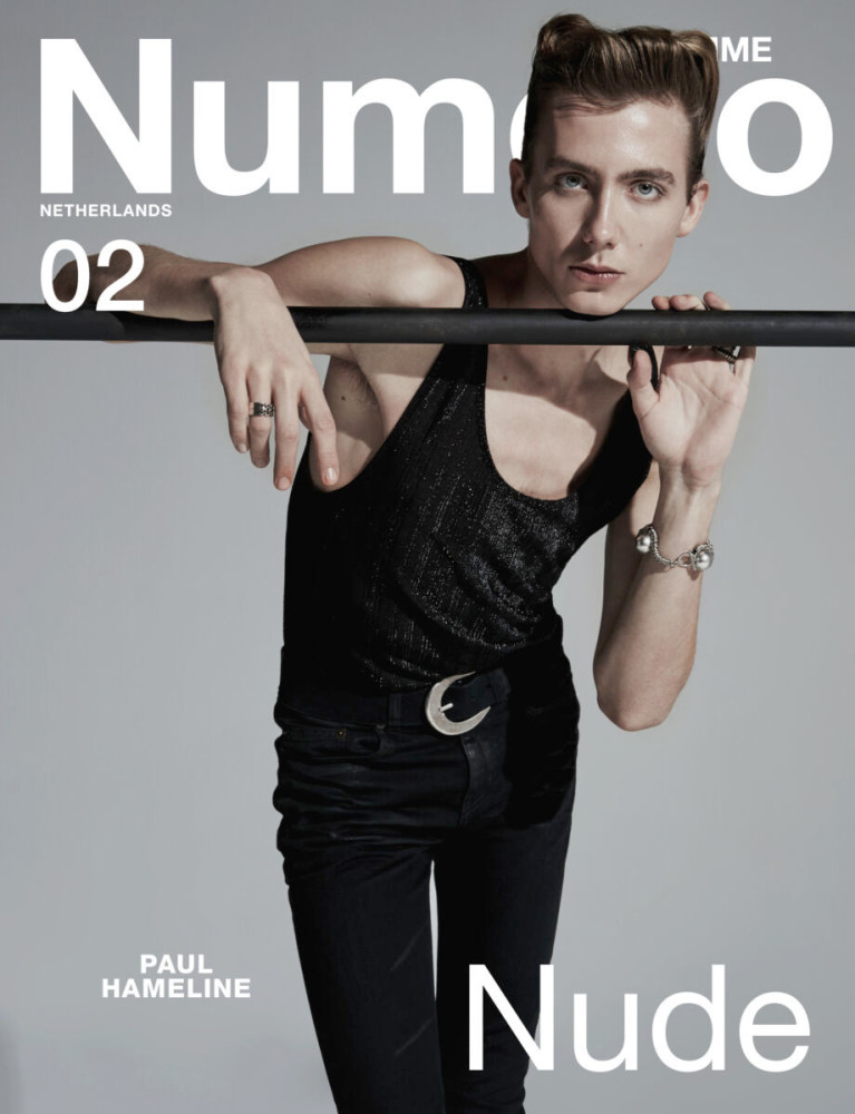 Paul Hameline Numero NL Cover story