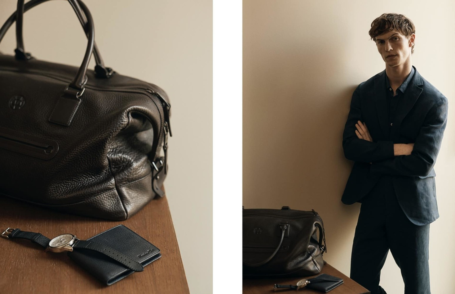 Luc Defont for Massimo Dutti SS20 Collection
