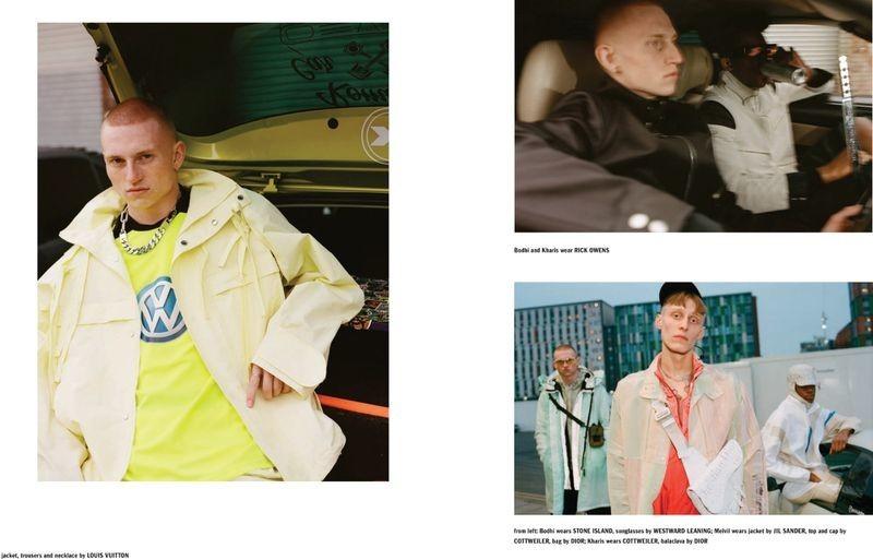 Melvil Termini 10 Men Magazine