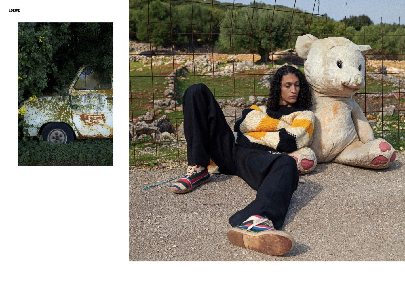 sami Younis 10 men magazine