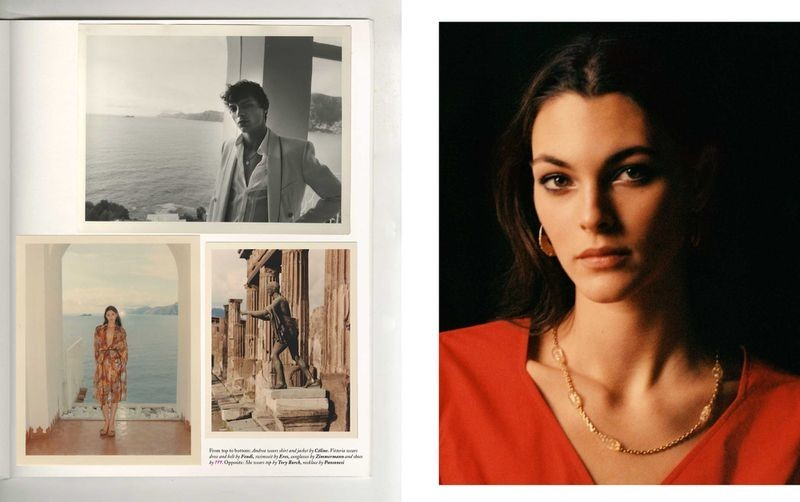 Andrea Quaranta for Holiday Magazine