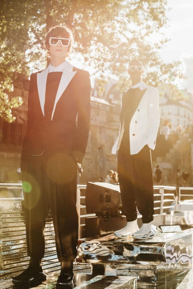 Balmain Couture Fall 2020