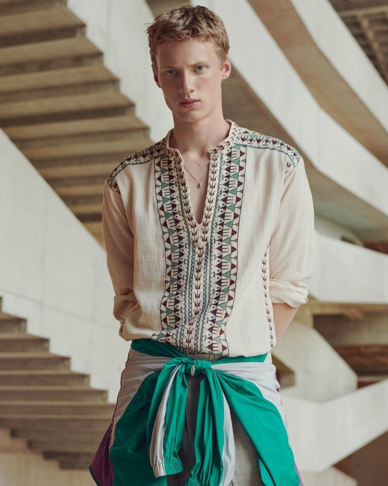 Isabel Marant SS21 Collection