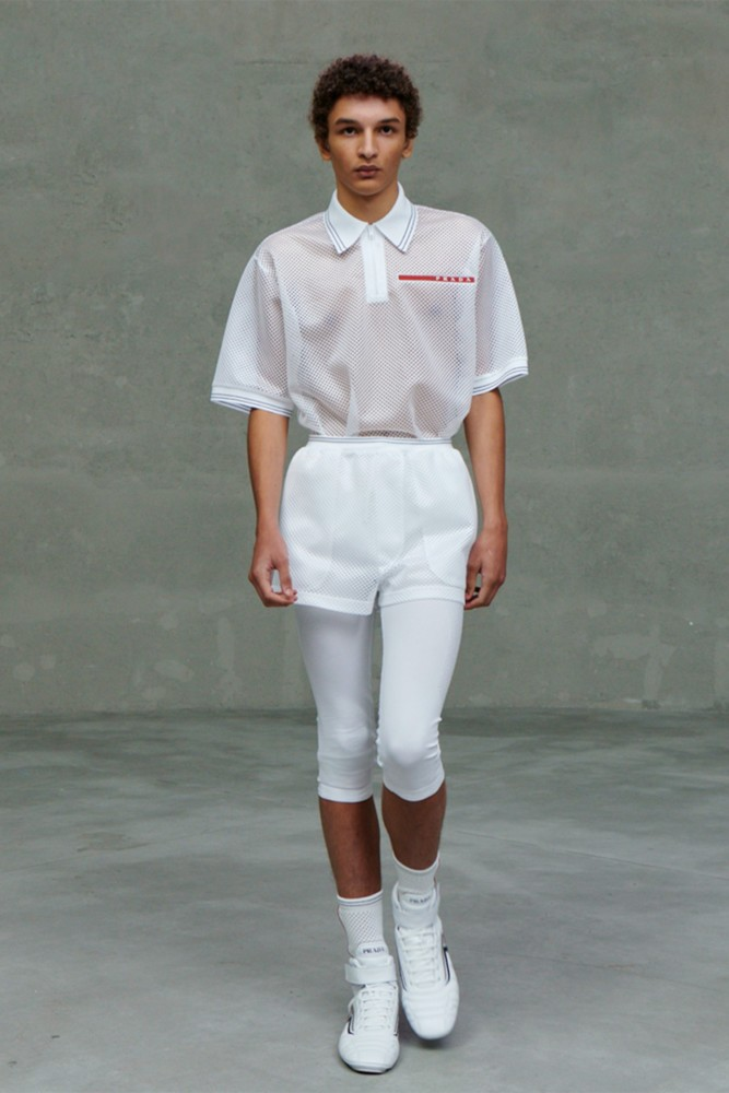 Prada SS2021 fashion show