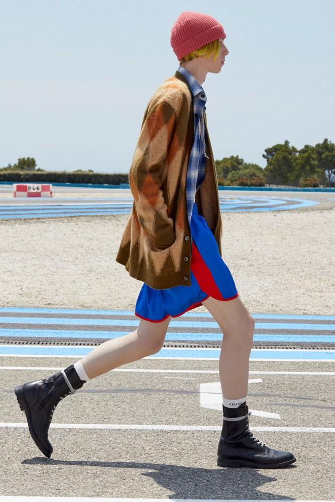 Celine SS21 Fashion Show