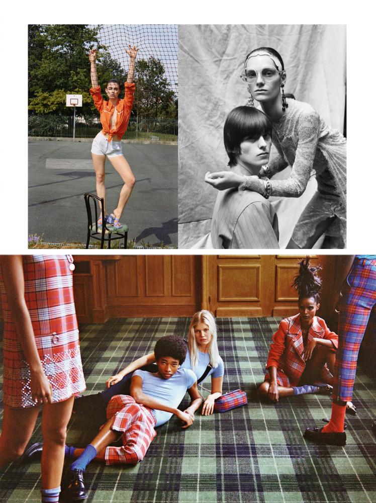 Vogue Espana Spain August 2020