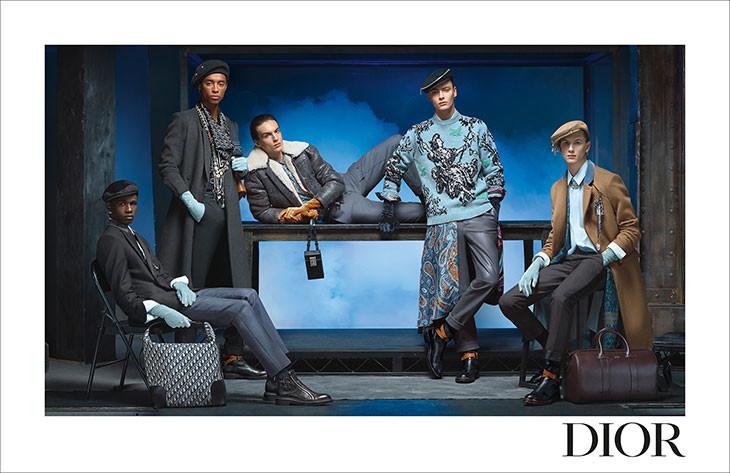 Malick Bodian for Dior FW20 Campaign