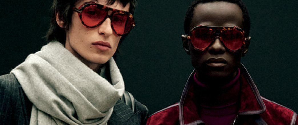 TOM FORD - CAMPAGNE AUTOMNE/HIVER 2020.21