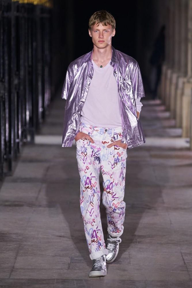 Isabel Marant SS21 Fashion Show