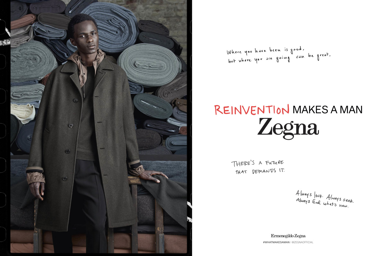 Zegna FW2021 Campaign
