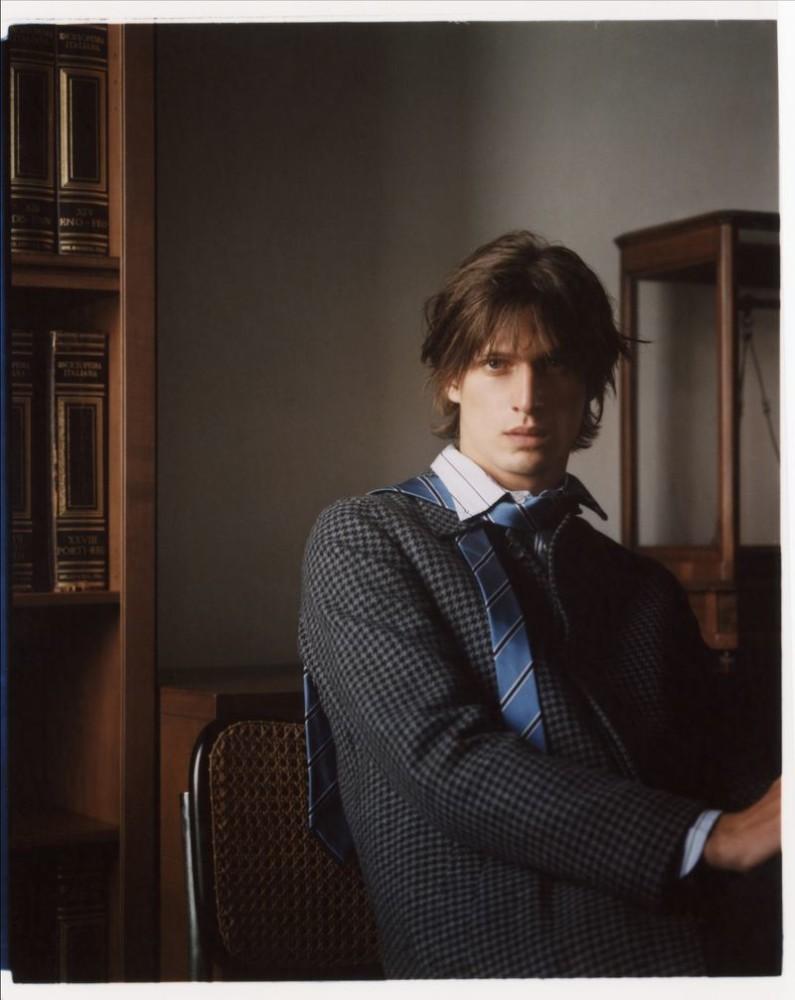 Vogue Man Ukraine Good Education Edoardo Sebastianelli