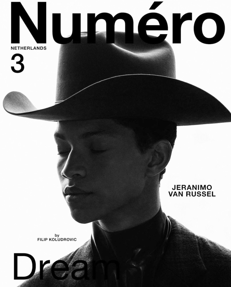 Numéro Netherlands Cover The Dream Issue