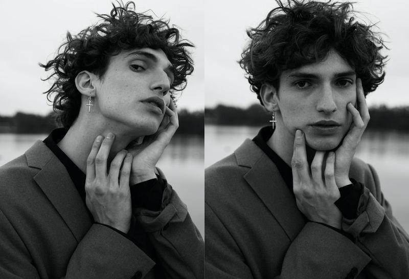 Quintin Van Konkelenberg for Vogue Man Ukraine FW21