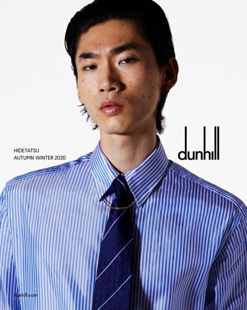 Dunhill Festive Campaign 2020