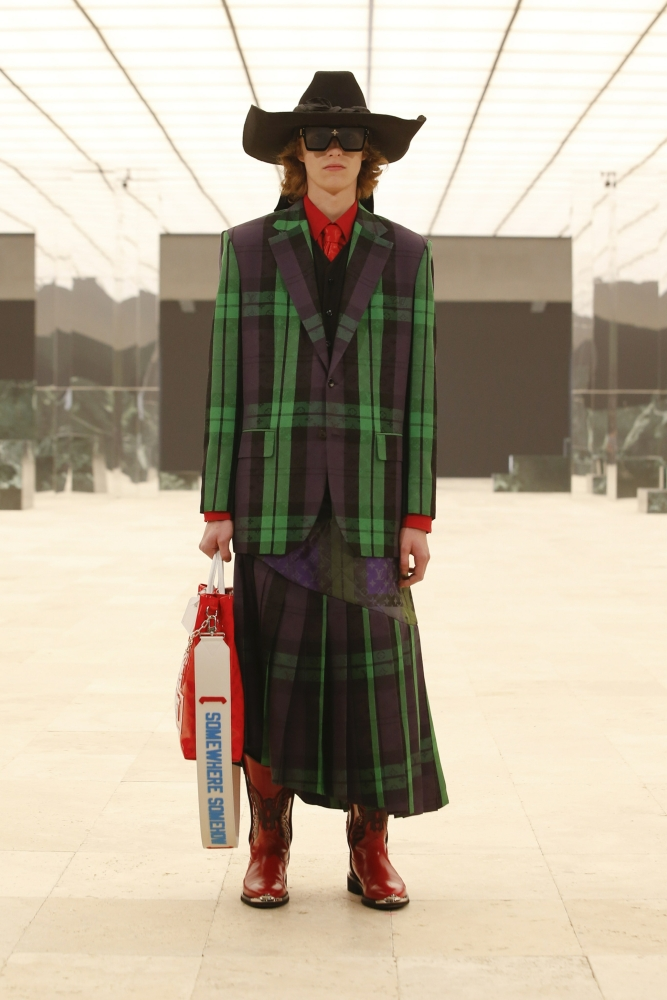 Louis Vuitton FW21 Show