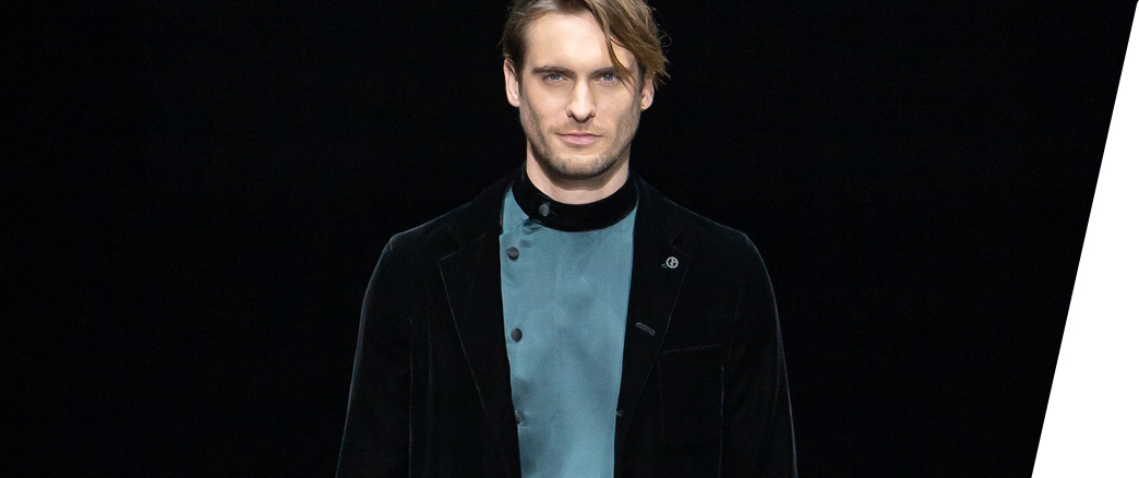 GIORGIO ARMANI - FALL/WINTER 2021.22 FASHIONSHOW