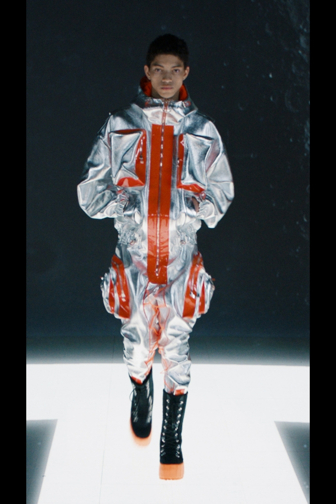 Jeranimo Van Russel Balmain Fall Winter  2021.22 FashionShow