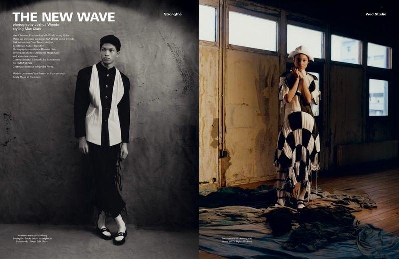 Jeranimo Van Russel Id Magazine The New Wave Mars 2021