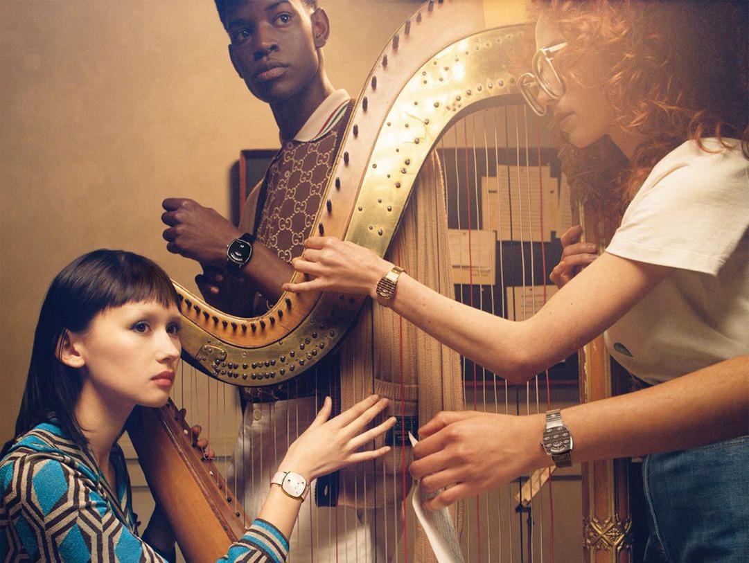 Grace Musase Epilogue Campaign Gucci Alessandro Michele