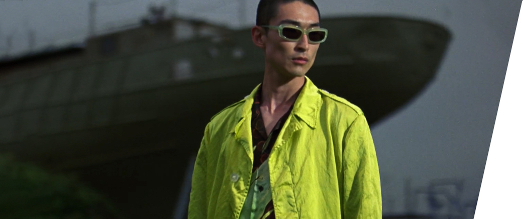 DRIES VAN NOTEN - MEN SPRING/SUMMER COLLECTION