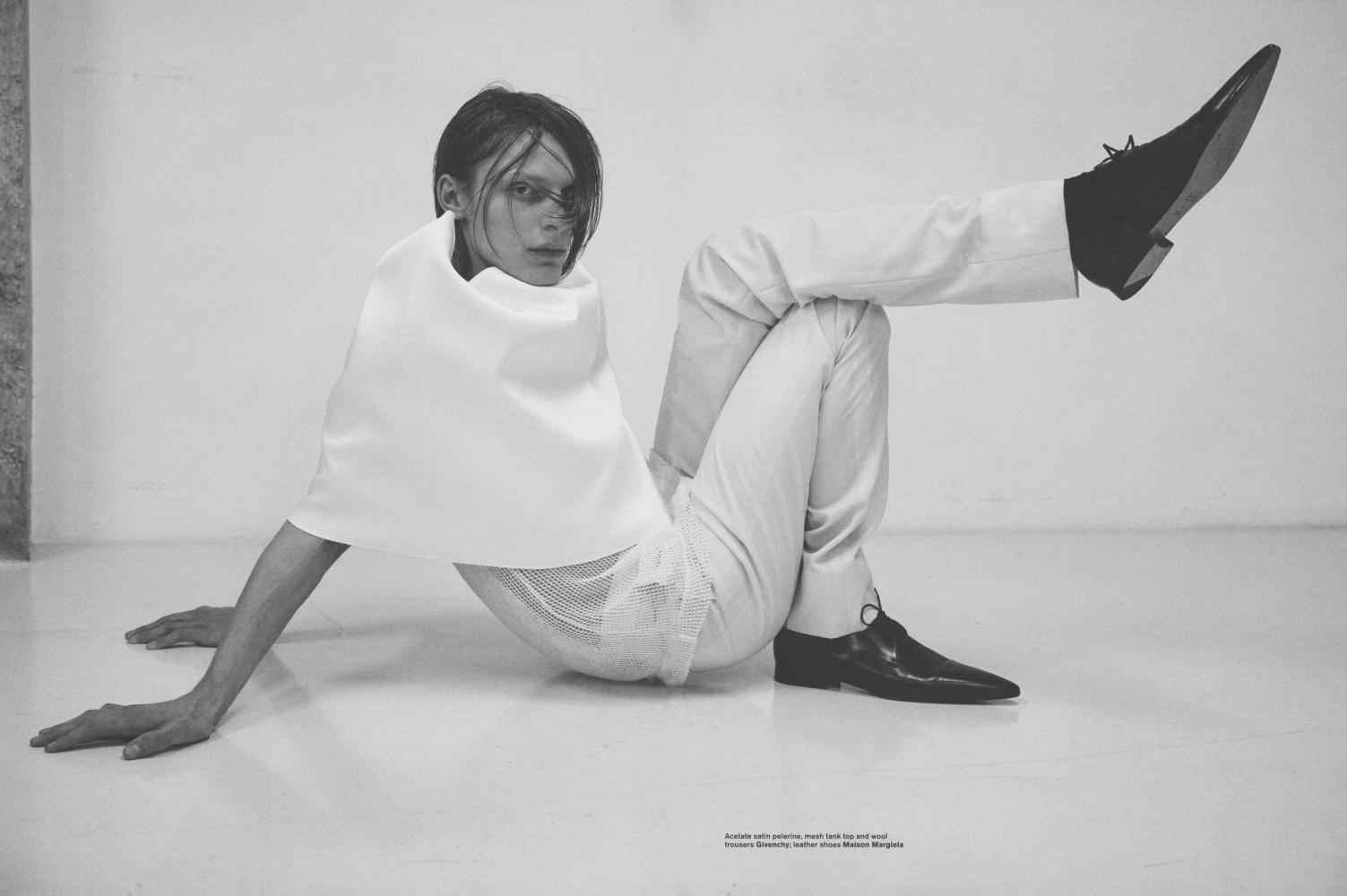 Robin Termini for Dapper Dan Magazine issue 23 spring summer 2021