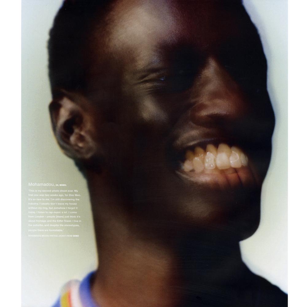 Mohamadou Diakhite Perfect Magazine SS2021