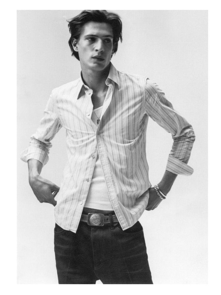 Edoardo Sebastianelli for GQ France May 2021