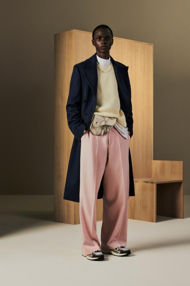 Malick Bodian for Dior Resort  2022 Menswear