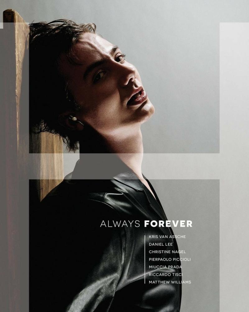 Paul Hameline for H Magazine Always Forever Issue 2021