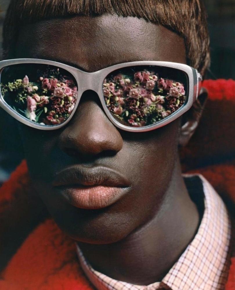 Mohamadou Diakhite for Replica Man Magazine Summer Autumn 2021
