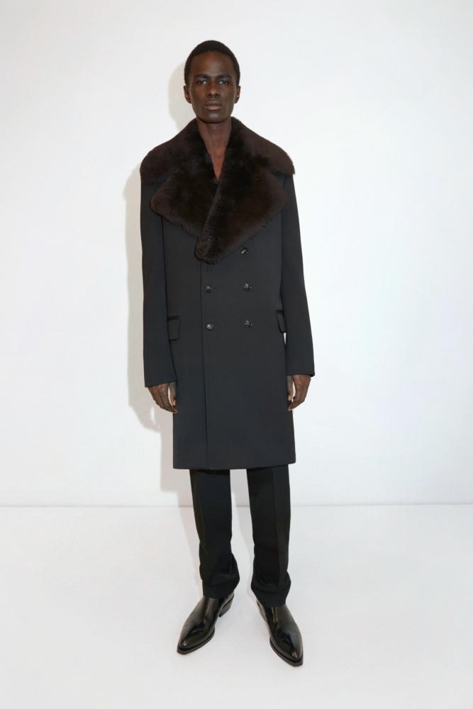 Malick Bodian for the new collection Wardrobe 02 of Bottega Veneta Pre fall 2021