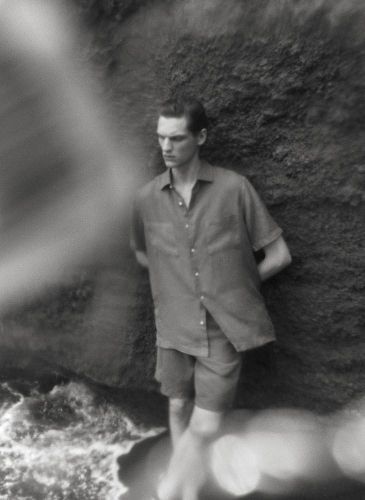 Valentin Caron Massimo Dutti Summer 21