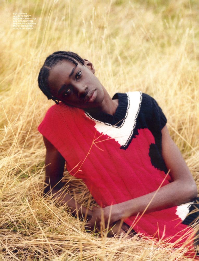 Mountaga Diop Man About Town 2021