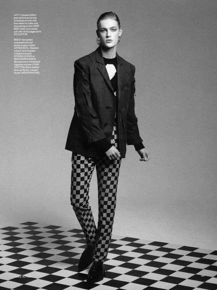 Felix Archer for Man About Town Chapter 1 2021