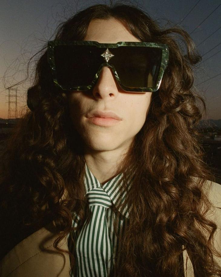 Shawkat Sanbar FW21 Louis Vuitton sunglasses
