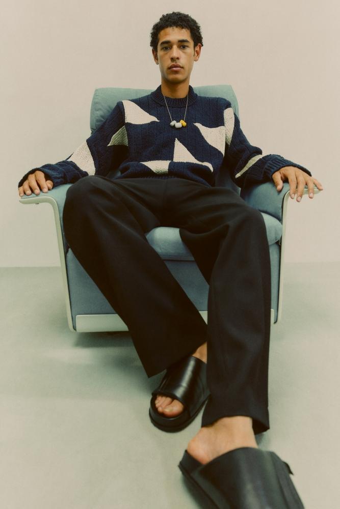 Kaissan Ibrahima OAMC FWSS22 Collection