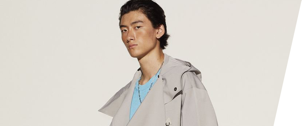 SOLID HOMME - SPRING/SUMMER 2022 COLLECTION
