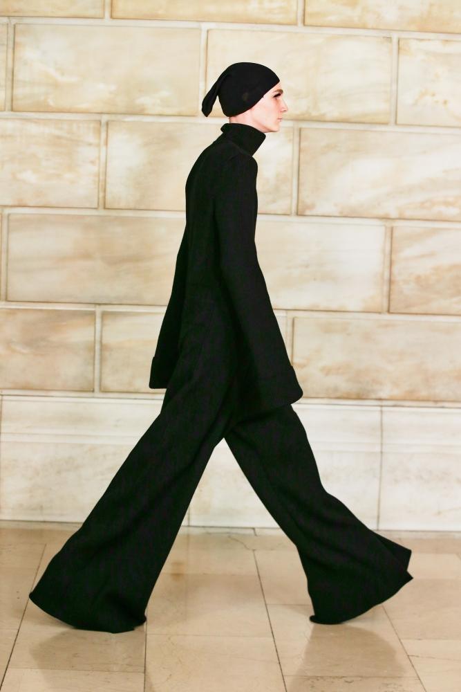 Viggo Christensen Marc Jacobs Fashion Show New York