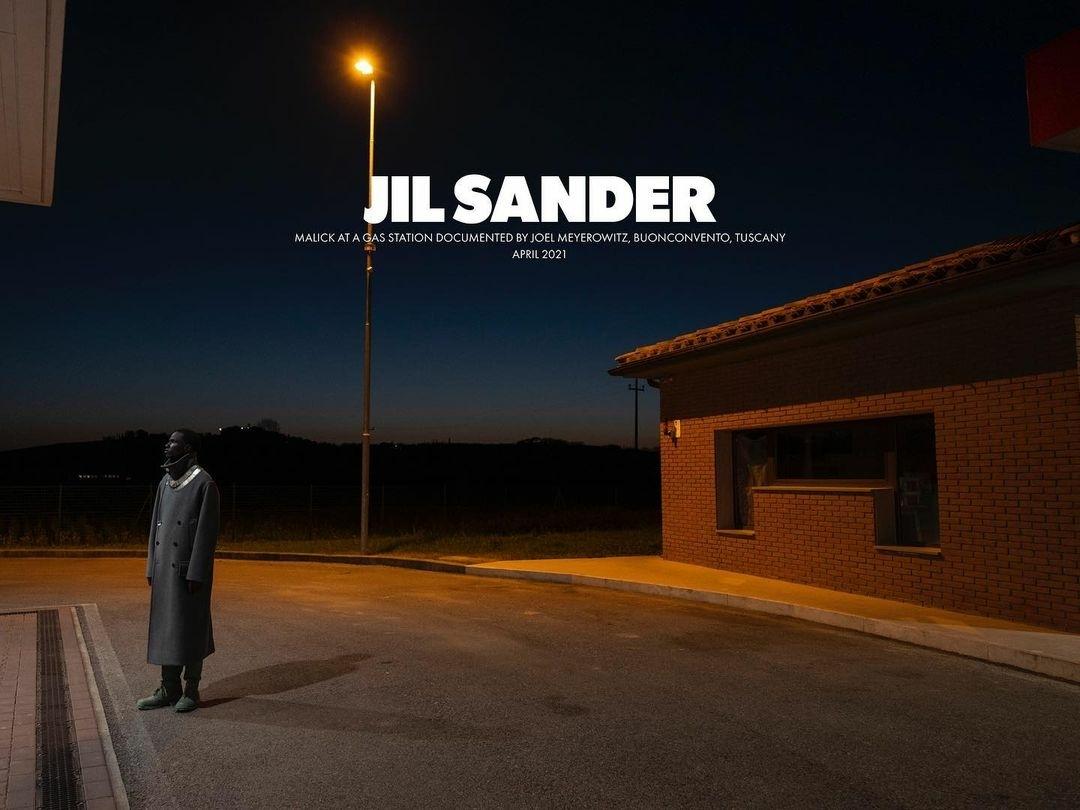 Malick Bodian for Jil Sander  fw21