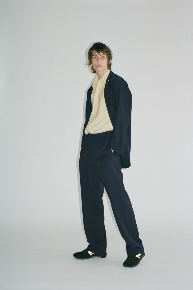 leif jones for overcoat lookbook ss22
