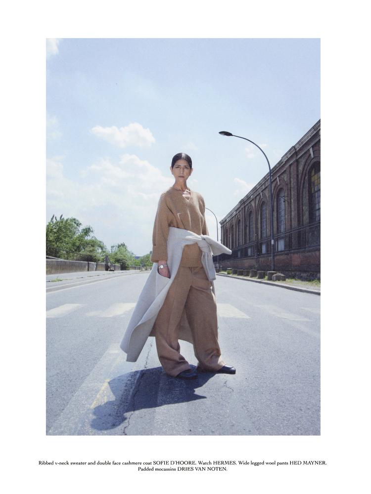 sonia ichti for encens magazine