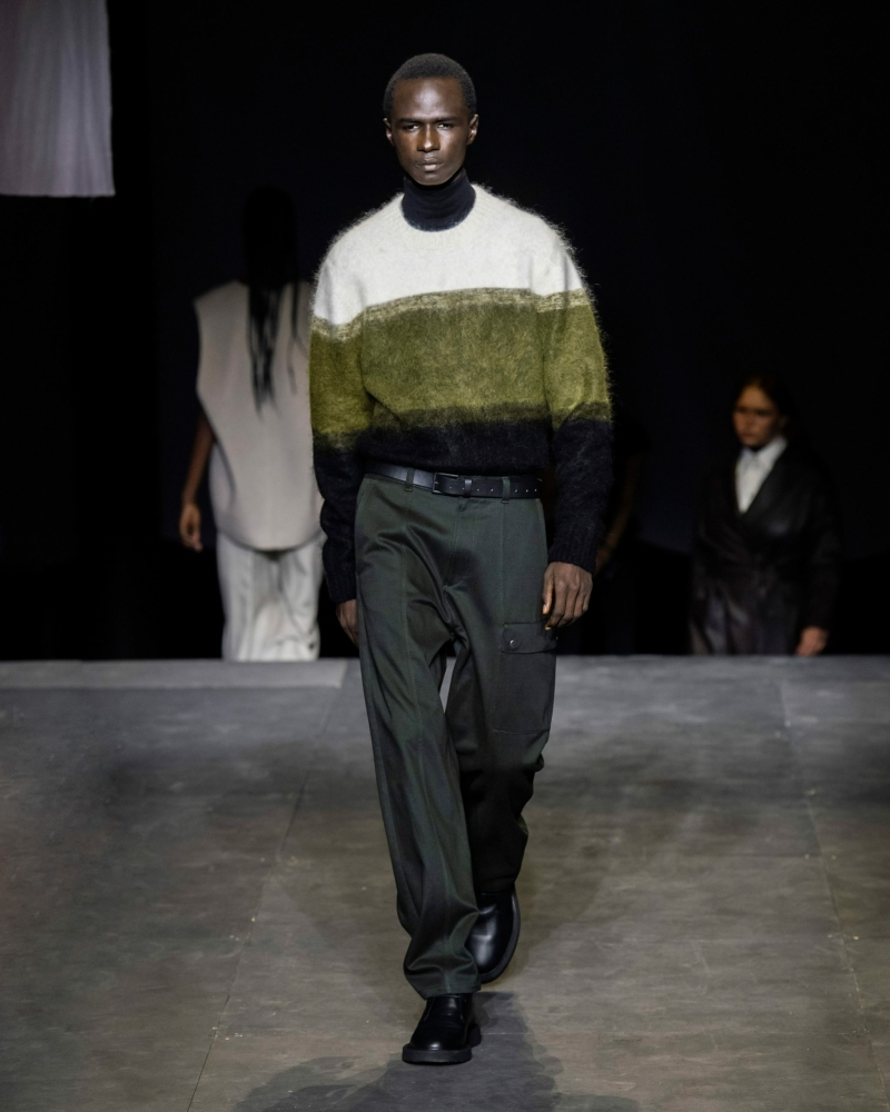 malick bodian for for cos ss22