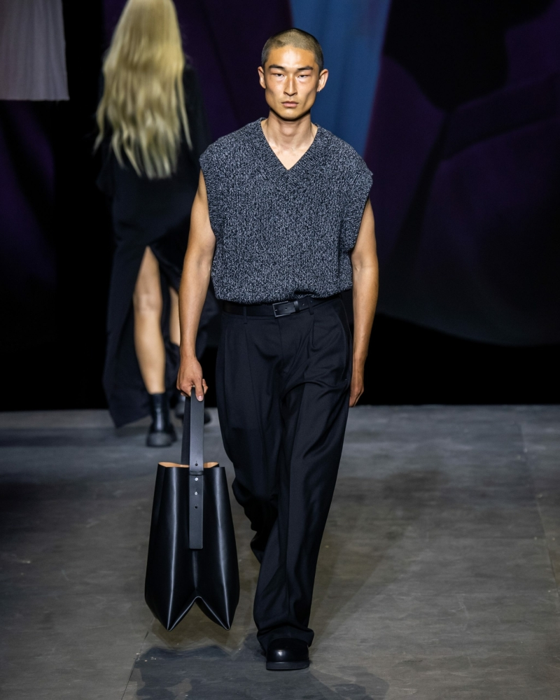 ssang woo kim for cos ss22