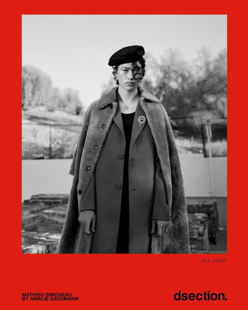 mathieu simoneau for dsection magazine 10th anniversary