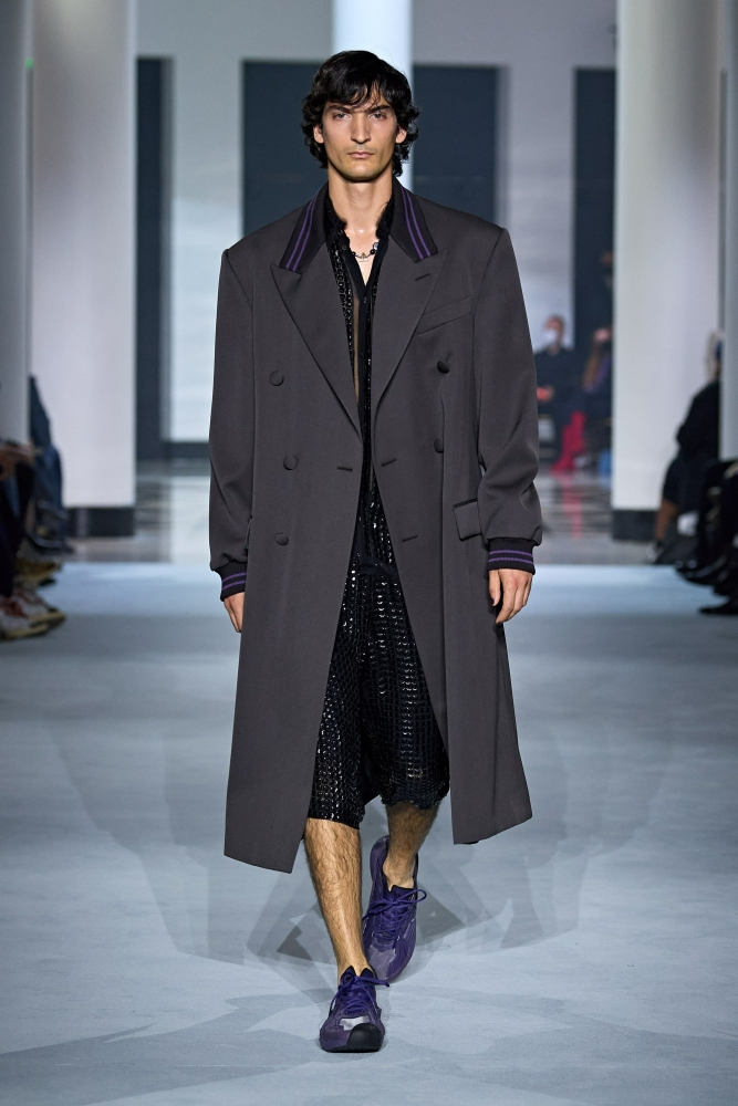 Luca lemaire for lanvin ss22